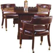 "Bedford Octagonal Table (72""Wx36""D)"