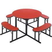 "Round Cafeteria Table (60"" dia.)"