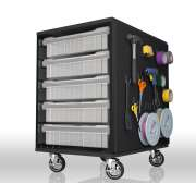 CEF Stewart Makerspace Storage Cart