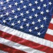 PermaNyl Nylon American Flag (3x5')