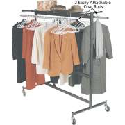 Coat Rack Retrofit Kit for NPS Chair Cart