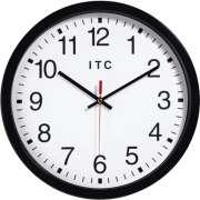 "Obsidian Classroom Wall Clock (14"")"