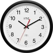 "Time Keeper Radio Control Classroom Wall Clock (14"")"