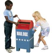Kids Pretend Play Mailbox