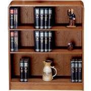 Classic Radius Bookcase (3'Wx4'H)