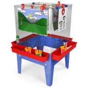 4-Station Paint Center w/Mega Tray Youth