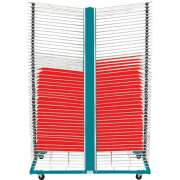 "Port-O-Rack Drying Rack - 100 Shelves (18""x24"")"