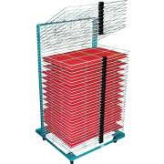 "Port-O-Rack Drying Rack - 40 Shelves (18""x24"")"