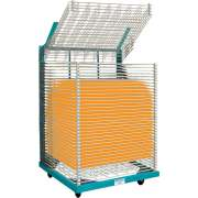 "Heavy-Duty Drying Rack - 40 Shelves (26""x36"")"