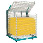 "Lightweight Drying Rack - 40 Shelves (30""x46"")"