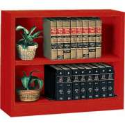 "Educational Edge Steel Bookcase (34.5""Wx30""H)"