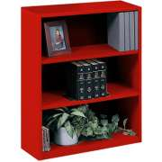 "Educational Edge Steel Bookcase (34.5""Wx42""H)"
