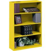 "Educational Edge Steel Bookcase (34.5""Wx52""H)"