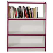 "Educational Edge Double Faced Shelving (36""Wx25""Dx48""H)"
