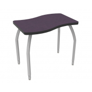 ELO Collaborative School Desk - Junior Mini Tide