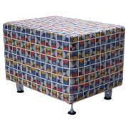 """Full Time Mobile Soft Seating - Rectangle, 24x36"""", Gr 2"""