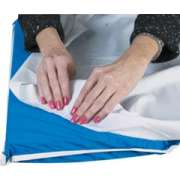 Fitted Poly/Cotton Sheet for 24 x 48 Mat