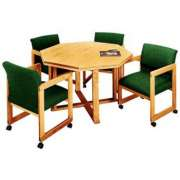 Ergo Octagonal Table (42
