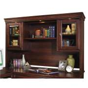 Americana Hutch with Glass Doors
