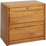 Contemporary 2-Drawer Lateral File