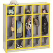 Color Banded Child Locker