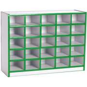 Color Banded Youth-Size 25 Tray  Unit