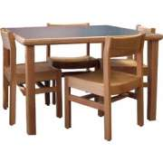 "Providence Square Table (27""Hx42""L)"