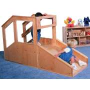 Step n' Slide Deluxe Mini Play Loft