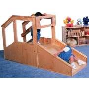 Step n' Slide Deluxe Mini Play Loft