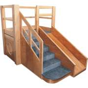 Deluxe Adventurer 5 Toddler Play Loft