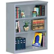 "Steel Bookcase (34.5""Wx42""H)"