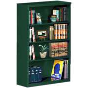 "Extra Deep Steel Bookcase (36""Wx52""H)"