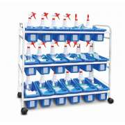 Personal Storage Tub Cart