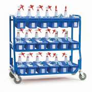 Personal Storage Tub Cart – Premium