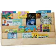 Extra Wide Book Display Stands (14.75