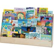 Extra Wide Book Display Stands (10.25