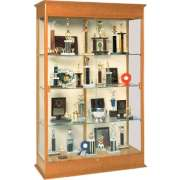 "Varsity Trophy Display Case (48""Wx77""H)"