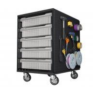 CEF Stewart Makerspace Storage Cart
