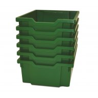 Gratnells Deep Tray - Pack of 6