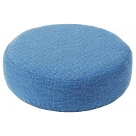 Mod Series Pebble Floor Cushion, Vinyl