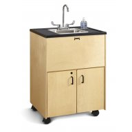 Clean Hands Helper Portable Sink- Stainless Steel Sink