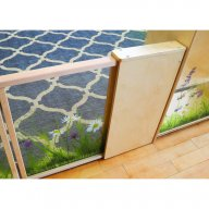 Nature View Room Divider Extension