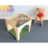 Toddler Nature Read Retreat With Floor Mat Set