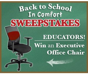 Hertz Furniture Launches Sweepstakes for Teachers and School Administrators