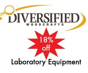 Hertz Furniture Offers Schools 18% off Diversified Woodcrafts Science Laboratory Equipment