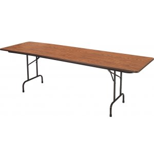 Duralam Rectangular Folding Table-Adj. Height