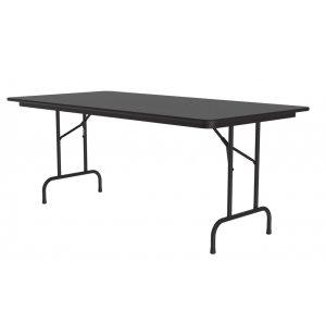 Duralam Top Rectangular Folding Table