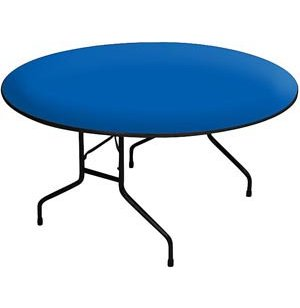 Premium Colored Round School Folding Table