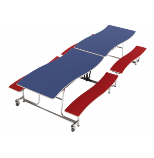 AmTab Wave Mobile Cafeteria