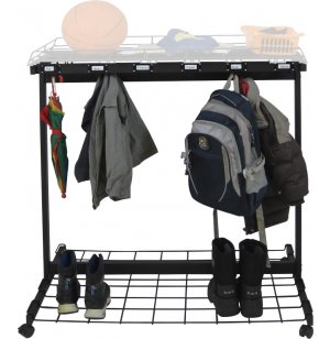 Mobile Backpack Coat Rack